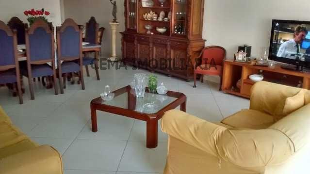 Apartamento à venda com 3 dormitórios em Flamengo, Rio de janeiro cod:LAAP30496 - Foto 4