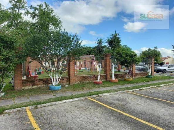 Apartamento com 2 dormitórios à venda, 45 m² por R$ 90.000 - Centro - Pelotas/RS - Foto 16