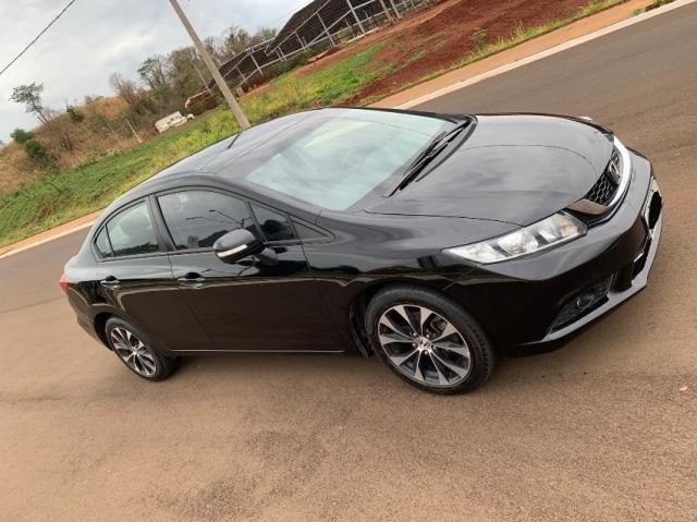 Honda Civic 2.0 LXR FLEXONE 4P - Foto 3