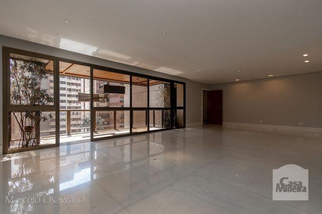 Apartamento à venda com 4 dormitórios em Lourdes, Belo horizonte cod:269177 - Foto 9