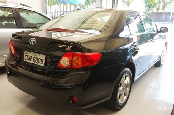 Toyota Corolla GLi 1.8 Flex 16V  Aut. 2010/2011 - Foto 9