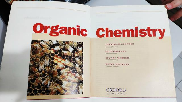 Livro ORGANIC CHEMISTRY - Foto 4
