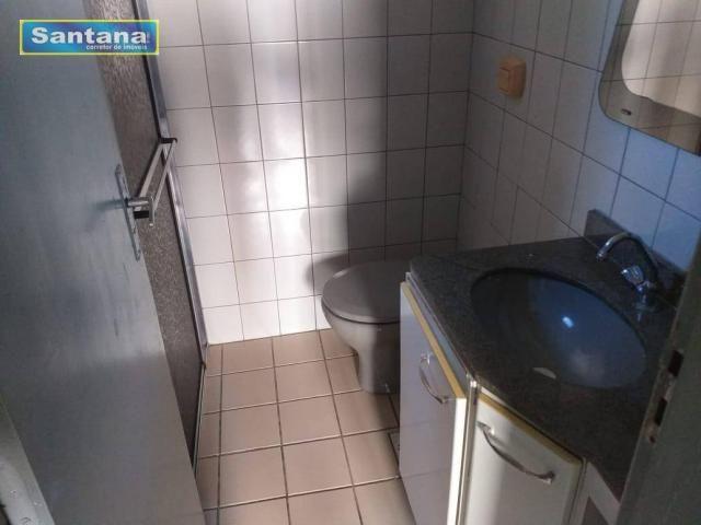 Apartamento com 2 dormitórios à venda, 58 m² por R$ 105.000,00 - Bandeirantes - Caldas Nov - Foto 9