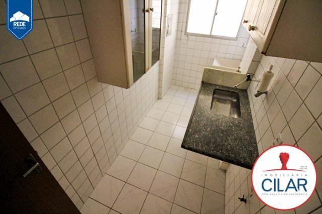 Apartamento para alugar com 2 dormitórios em Capão raso, Curitiba cod:01779.002 - Foto 17