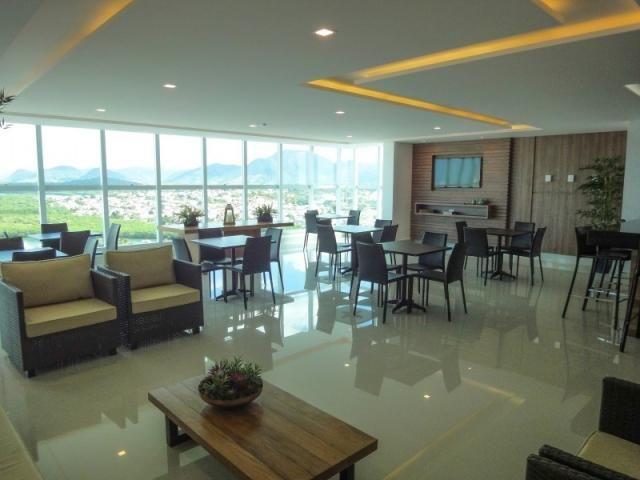 Apartamento 2 quartos decorado no Centro. Edifício com área de lazer - Foto 19