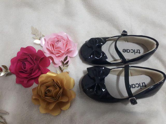 Sapato Preto Verniz  - Foto 2