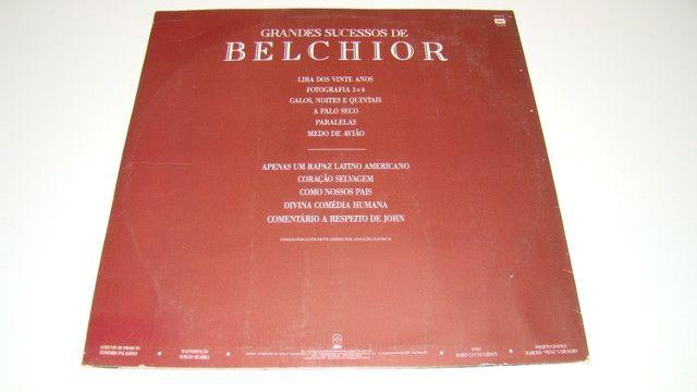 LP Vinil - Belchior - Grandes Sucessos - 1.991 - Foto 2