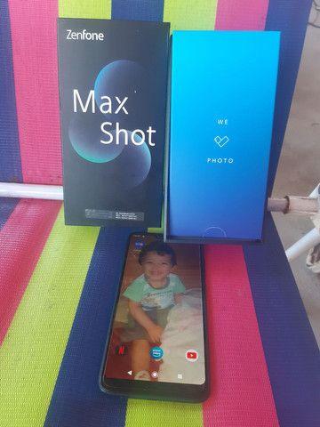 ASUS MAX SHOT 64GB 4RAM - ZERADO!! - Foto 4