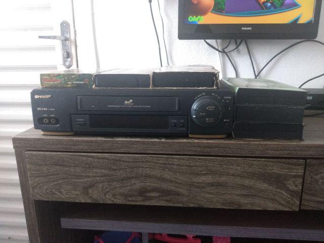 Vendo vídeo cassete - Foto 3
