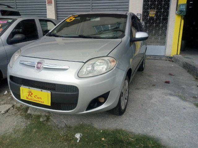 Fiat Palio Essence 1.6 Compl + Gnv ent 48 x 698,00 Alô uber me chama no zap * - Foto 3