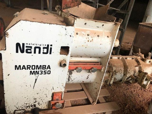 Maromba para fabricação de tijolos - Foto 2