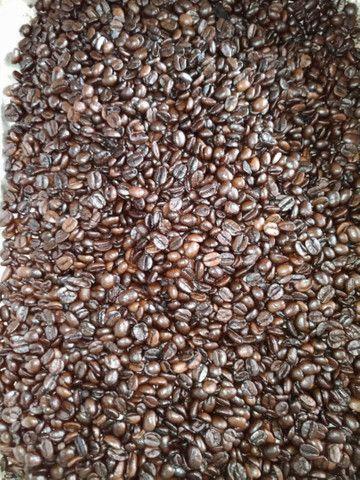 Cafe torrado moído ou em grãos 1Kg R$12,00