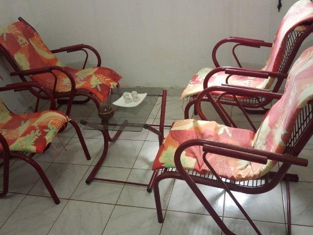 Conjunto de Cadeiras - Foto 3