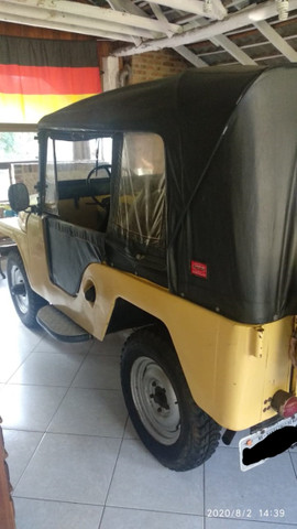Jeep Willys Overland 1963 - Foto 11