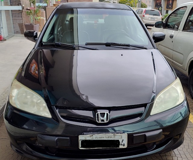 Vendo Honda Civic LXL Gnv Manual 2005 - Foto 2