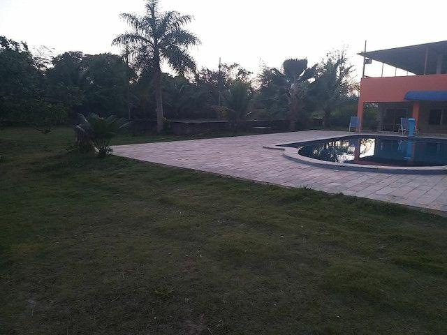 Chácara Paraíso Em Aldeia-diária 500 - Foto 4