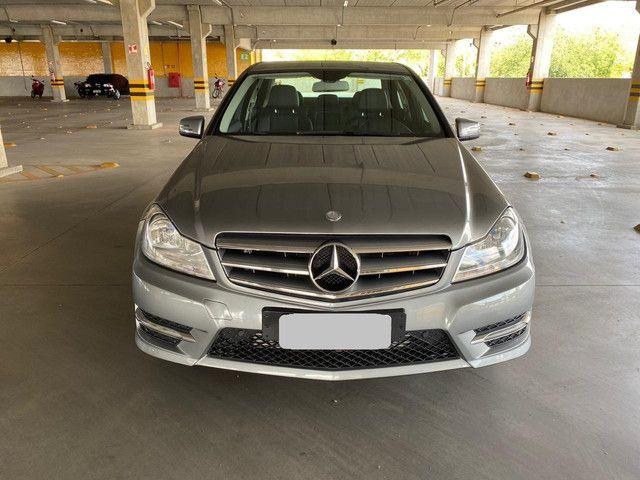 Mercedes-benz c180 1.6 cgi sport 16v turbo gasolina 4p automático - Foto 4