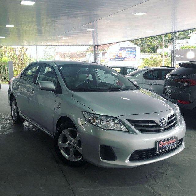 Toyota Corolla GLI 1.8 Automatico 2014 - Foto 3