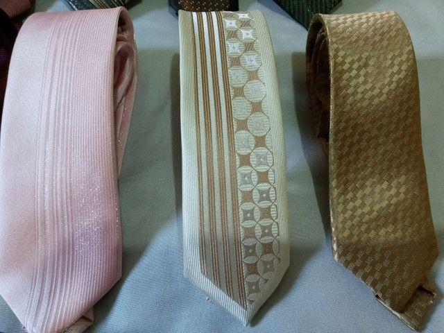 gravatas novas por apenas R$ 25.00 - Foto 4