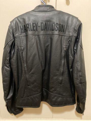 Jaqueta em Couro - Harley Davidson - Foto 2