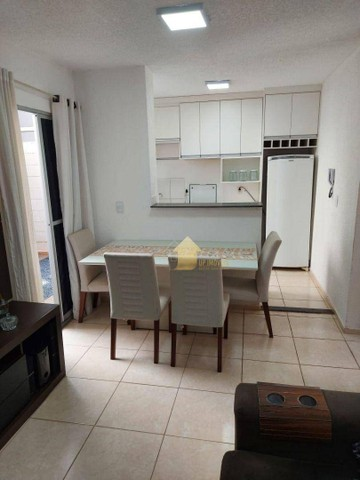 Apartamento com 2 dormitórios à venda, 40 m² por R$ 165.000,00 - Chácara dos Pinheiros - C - Foto 4