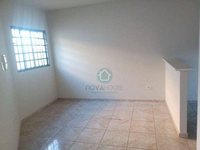 Casa com 2 dormitórios para alugar, 50 m² por R$ 700,00/mês - Piratininga - Campo Grande/M - Foto 5