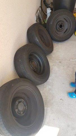 Maverick rodas originais,serve no opala