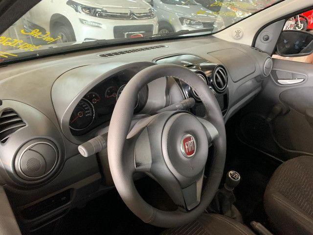 (6507) Fiat Palio Attractive 1.0 2013/2013 - Foto 6