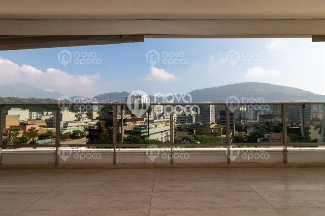 Apartamento à venda com 4 dormitórios em Laranjeiras, Rio de janeiro cod:FL4AP54682 - Foto 6