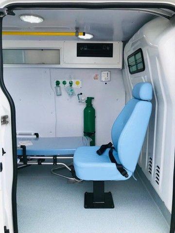 Renault Master Ambulância L1H1 Simples Remoção 2022 - Foto 8