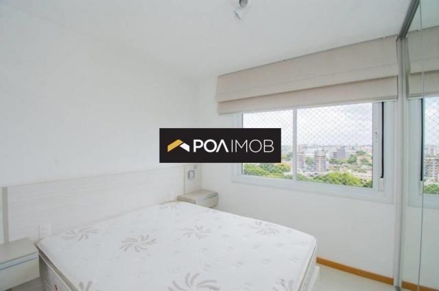 Apartamento com 3 dormitórios para alugar, 93 m² por R$ 3.900,00/mês - Jardim Europa - Por - Foto 17