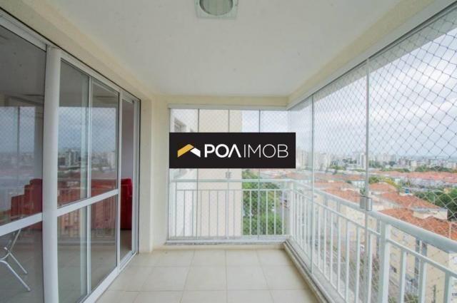Apartamento com 3 dormitórios para alugar, 93 m² por R$ 3.900,00/mês - Jardim Europa - Por - Foto 5