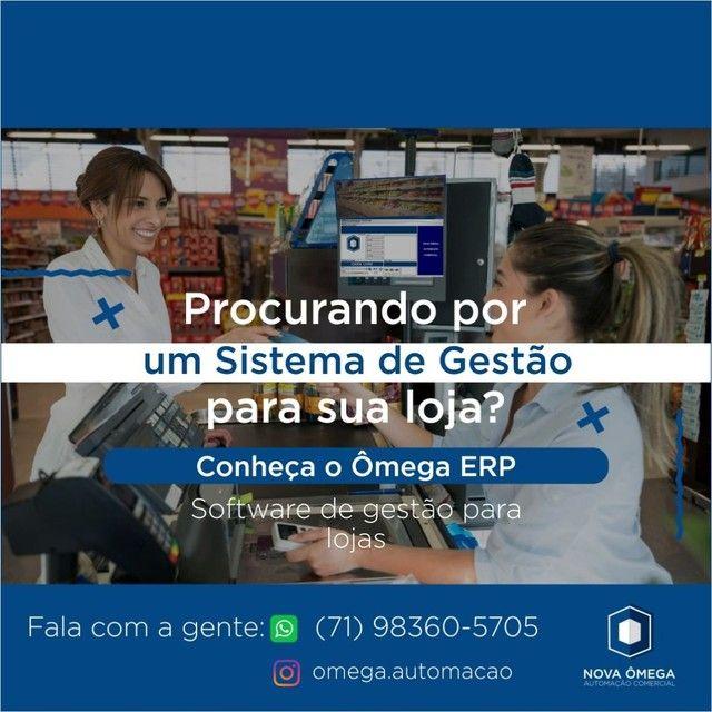 Sistema de gestão de vendas