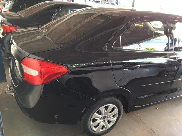 Ford ka sedan Se preto 1.5 2015/2015 completo super conservado!! - Foto 4