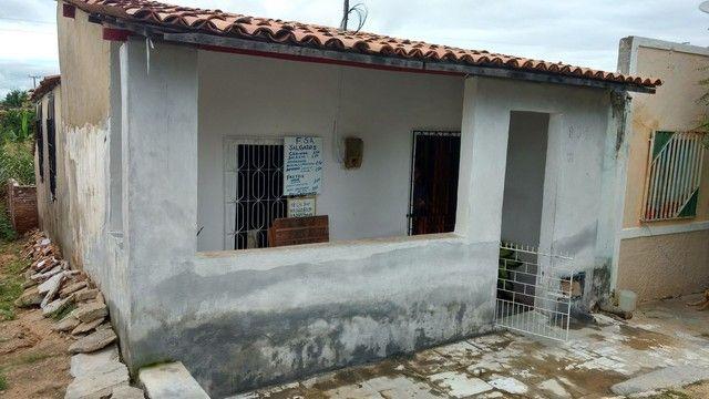 VENDO UMA CASA EM NOVA RUSSAS CEARÁ NO ALTO DE SÃO FRANCISCO - Foto 3