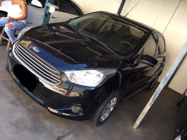 Ford ka sedan Se preto 1.5 2015/2015 completo super conservado!! - Foto 2