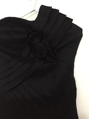 Vestido de festa (preto básico) - Foto 2