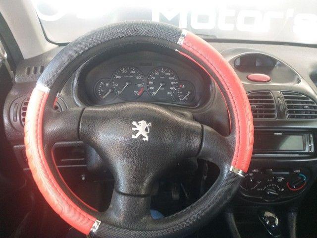 Vendo Peugeot 206 ano 2000 valor 7.990 - Foto 6