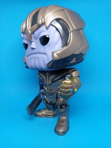 Funko Thanos 10 Polegadas - Gigante Novo e Fechado - Foto 4