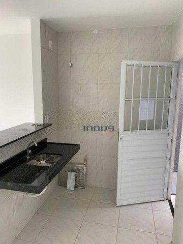 Casa com 2 dormitórios à venda, 84 m² por R$ 139.500 - Ancuri - Itaitinga/CE - Foto 3