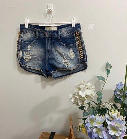 Short jeans lança perfume  - Foto 2