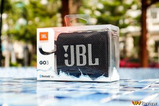 Caixa de Som Portátil JBL Go3 Com Bluetooth - Foto 6