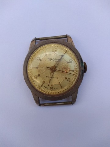 Relógio Relation antigo