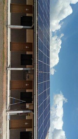 Placa solar nova a pronta entrega de 400w de potencia