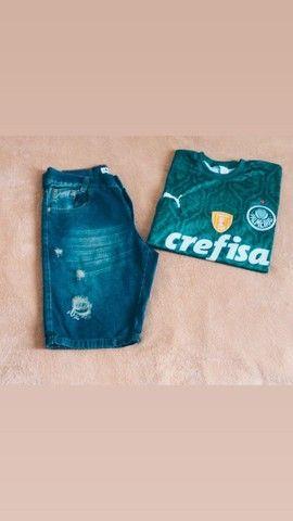 Camisas de time malha peruana . - Foto 5