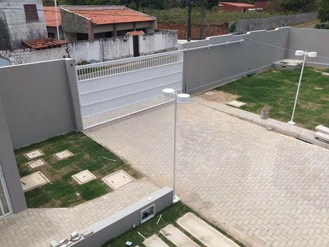Casas em condomínio fechado  3 suítes pertinho do centro de Eusébio  #ce11 - Foto 5