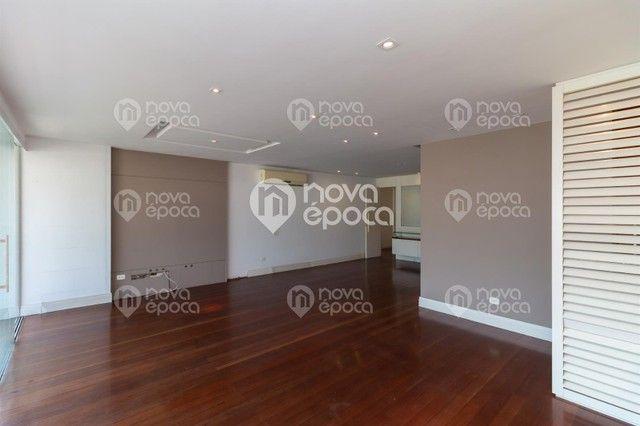 Apartamento à venda com 4 dormitórios em Laranjeiras, Rio de janeiro cod:FL4AP54682 - Foto 10