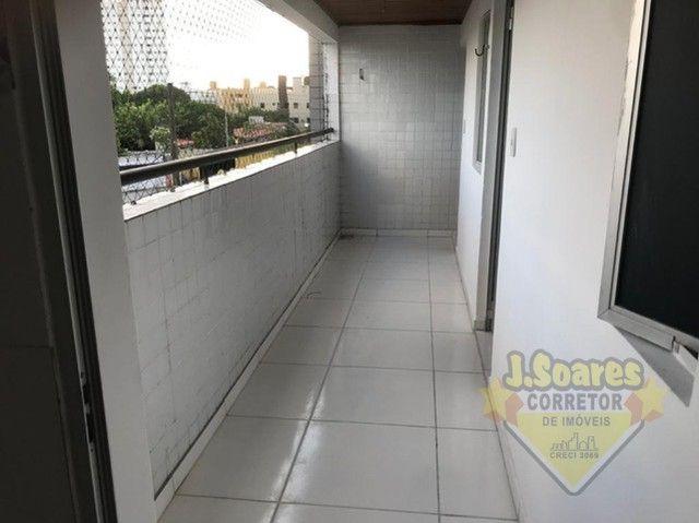 Bancários, 3 quartos, 78m², R$ 1100 C/Cond, Aluguel, Apartamento, João Pessoa - Foto 5