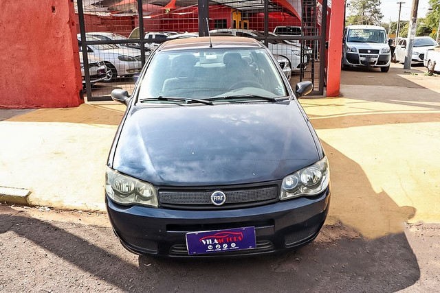 Fiat Siena EL 1.0 Azul - Foto 3