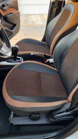 Vendo ou passo consórcio. Chevrolet Onix 1.4 Activ Automático  modelo 2018 Topo de Linha  - Foto 14